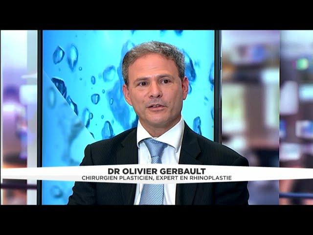 La Rhinoplastie Ultrasonique pour opérer les nez 👃 Dr Gerbault (LCI - Rendez-vous santé 13-09-2016)