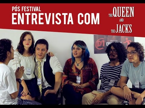 Pós Show - The Queen and The Jacks