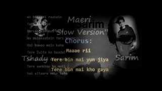 Maeri (Slow Version) - Sarim feat. Tshady