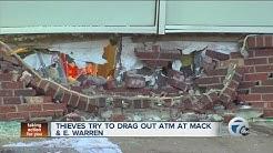 Armed robbers target CVS ATM