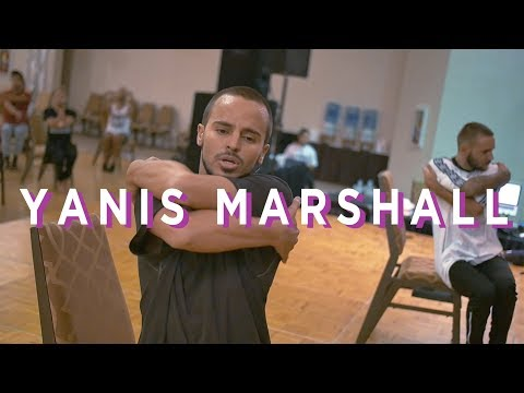 Yanis Marshall Workshop @ 2017 Los Angeles BKS