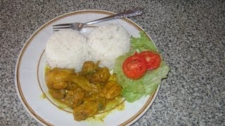 Jamaican Cuisine: How To Cook Curry Chicken