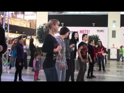 Basic salsa step by Lariva-Dance Omsk