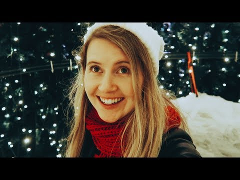VANCOUVER CHRISTMAS MARKET & PANCAKES!   Weekly Vlog