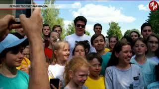 Сюжет ТВ ИН ЛТШ Суздаль 2018 Хорев Матвей
