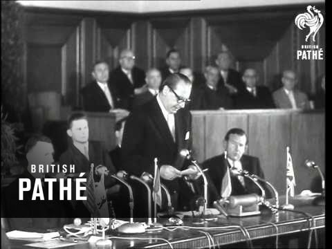 Berlin Declaration On German Reunification (1957)