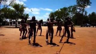 Amazing African Traditional dance Botswana
