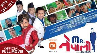 MR. NEPALI - New Nepali Movie    Bhuwan K.C., Sahil Shrestha, Kusum Raut, Saroj Khanal, Reema