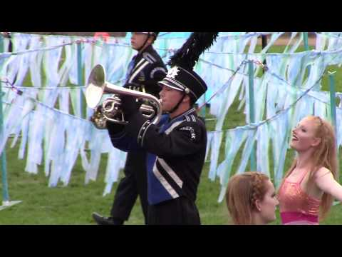 2017 Minnetonka Marching Band at Anoka Music in Motion Multicam