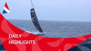 D10 : Daily Summary / Vendée Globe