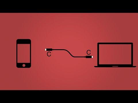 Tudo sobre USB C