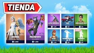 *SKIN ANGEL AND DEMONIO* FORTNITE STORE June 3