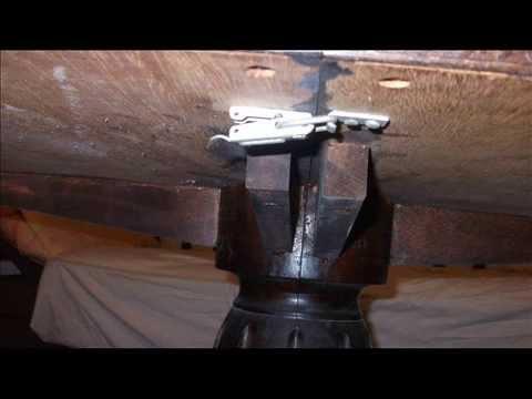 Как сделать ножки для стола из металла 179