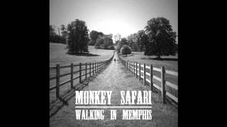 Monkey Safari - Walking In Memphis