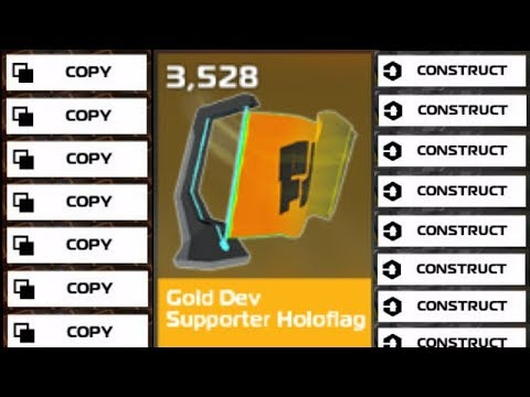 Robocraft - The Best Trade Deal In The History Of Trade Deals, Maybe Ever