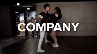 Video Company - Justin Bieber / Bongyoung Park Choreography download MP3, 3GP, MP4, WEBM, AVI, FLV Juni 2017