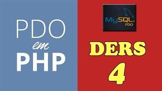 67-Php Dersleri - Pdo Destek takip uygulaması yapımı, Pdo mysql son id alma