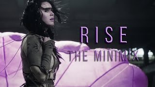 RISE | The Minimix ft. Ellie, Ariana, 5H, Adele, Melanie, DJ Snake, and more!