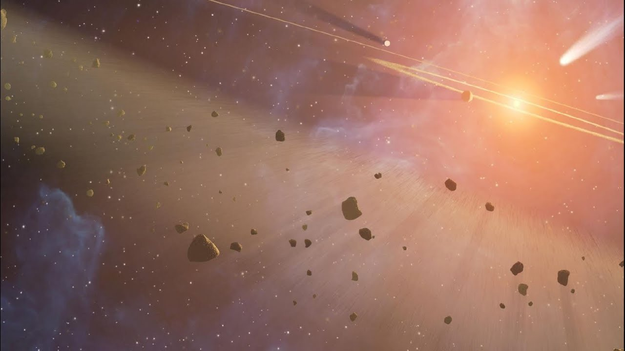 What's the Difference Between an Asteroid and a Kuiper Belt Object?