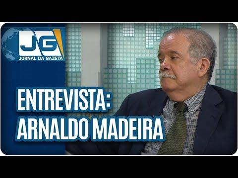 Maria Lydia entrevista Arnaldo Madeira, ex-deputado federal/PSDB, sobre a crise política