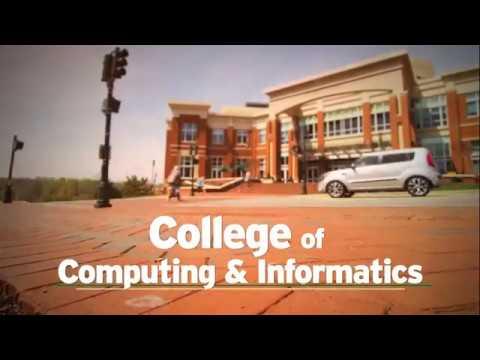 UNC Charlotte Majors: College of Computing and Informatics