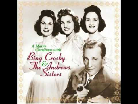 Santa Claus Is Comin' To Town - Bing Crosby & The Andrews Sisters (1943)