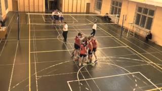 Волейбол. Студенческая Суперлига (муж) МАДИ-ФУ(3:0) 23-11-2015