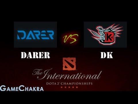 Darer vs DK Highlights (Single Elimination LB - International Dota 2 Championship)