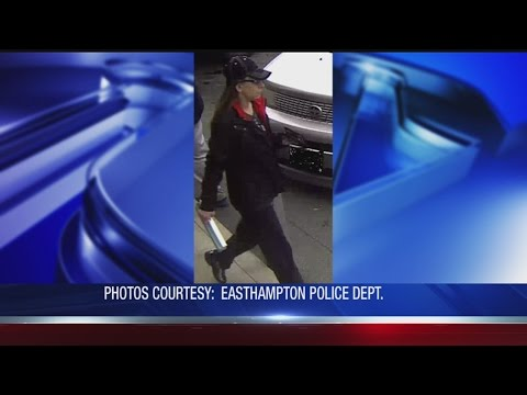 Easthampton police looking for credit card fraud suspect