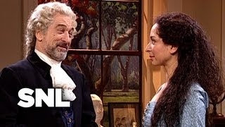 Thomas Jefferson Meets Sally Hemings - Saturday Night Live