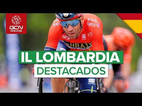 Il Lombardia 2019 Destacados | Giro Di Lombardia: Monumento Final | GCN En Español