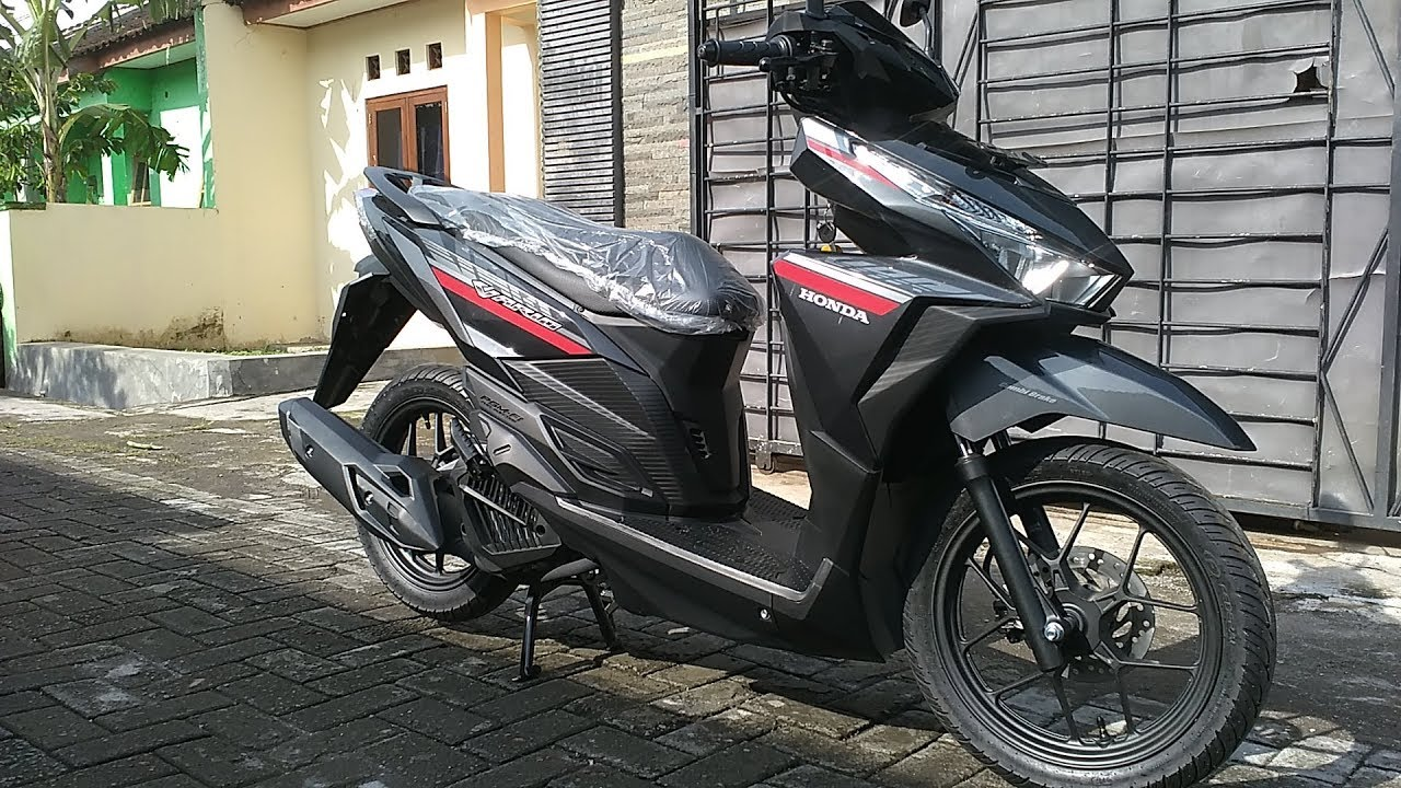 Unboxing Review All New HONDA VARIO 125 ESP 2017 2018 CBS YouTube