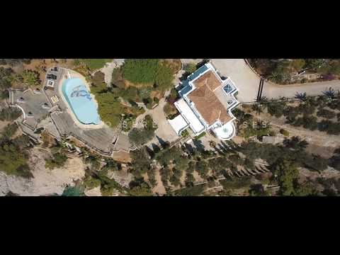"""ABOVE - Sotheby's Realty """"Cavo Sereno Spetses"""""""
