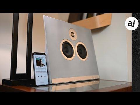 Review: Master & Dynamic's Concrete Encased Studio Quality MA770 Speaker