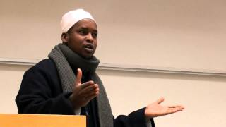 Jumu'ah Khutba at NW by Imam Feysal Mohamed