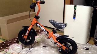 enkeeo ランニングバイク ペダルなし 子供用自転車 2歳~6歳