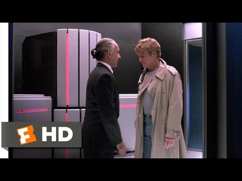 Sneakers (5/9) Movie CLIP - Changing the World (1992) HD Mp3