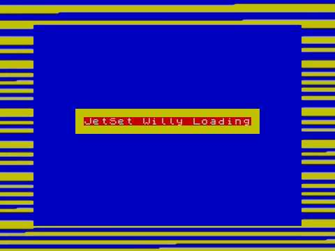 TTL - Jet Set Willy (Software Projects, 1984)