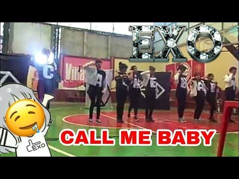 [Dance Cover] EXO - Lotto + Overdose +  Call me Baby by ALLISTAR- BTG