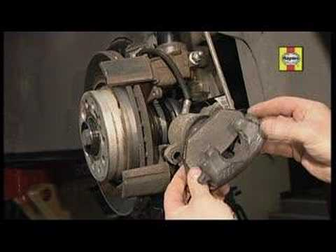 Fit new brake pads and discs  YouTube