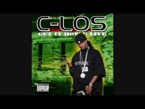 C-Los - Close Your Eyes