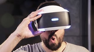 Длинный обзор Sony VR