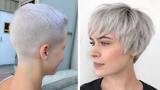 New Bob & Pixie Cut Ideas Trends 2020 | Hottest Short Haircut Compilation | Trendy Hairstyles GRWM