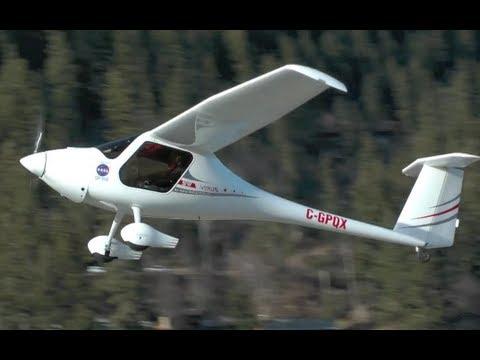 Pipistrel Virus SW Takeoff