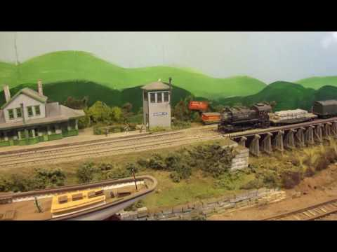 36th National Narrow Gauge Convention Part 3