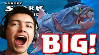 OMG BIG DADDY DUNKLEOSTEUS - Hungry Shark Evolution #5 - GEM SPENDING!