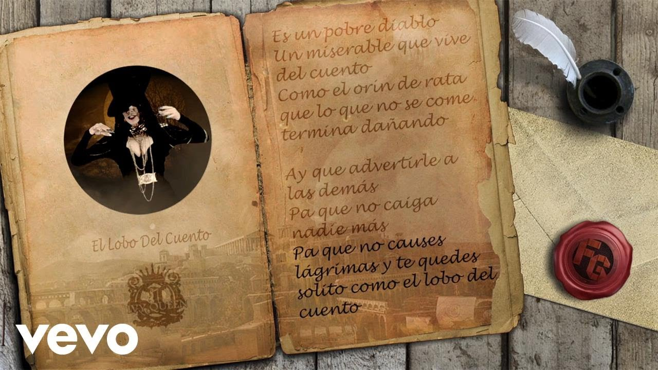 Ivy Queen - El Lobo Del Cuento (Lyric Video)