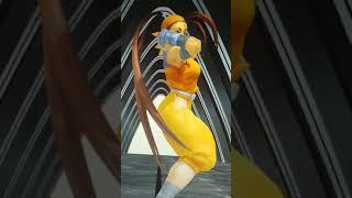 [MMD Street Fighter] Rollin (Ibuki)