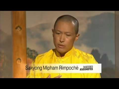 Rencontre avec Sakyong Mipham Rinpoché. HD (1/2). Sagesses Bouddhistesde YouTube · Durée:  14 minutes 46 secondes