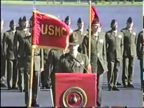 Daniel Farina - Marine Corps Graduation (Parris Island, SC)